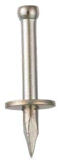 Washered Masonry Nail 3.7x30mm (100)
