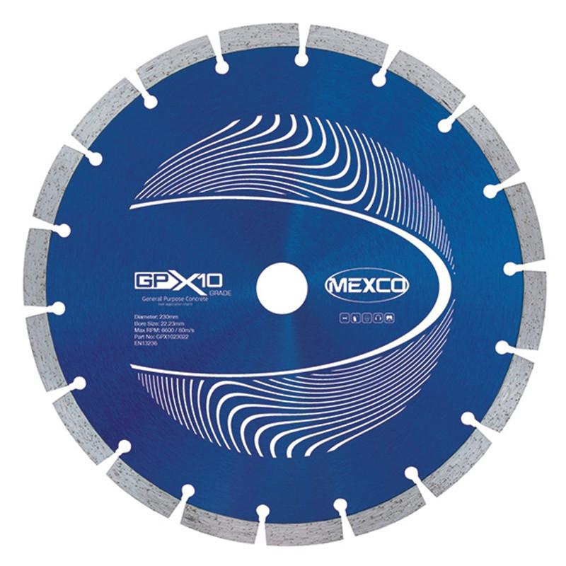 MEXCO 230mm Concrete X10 Grade