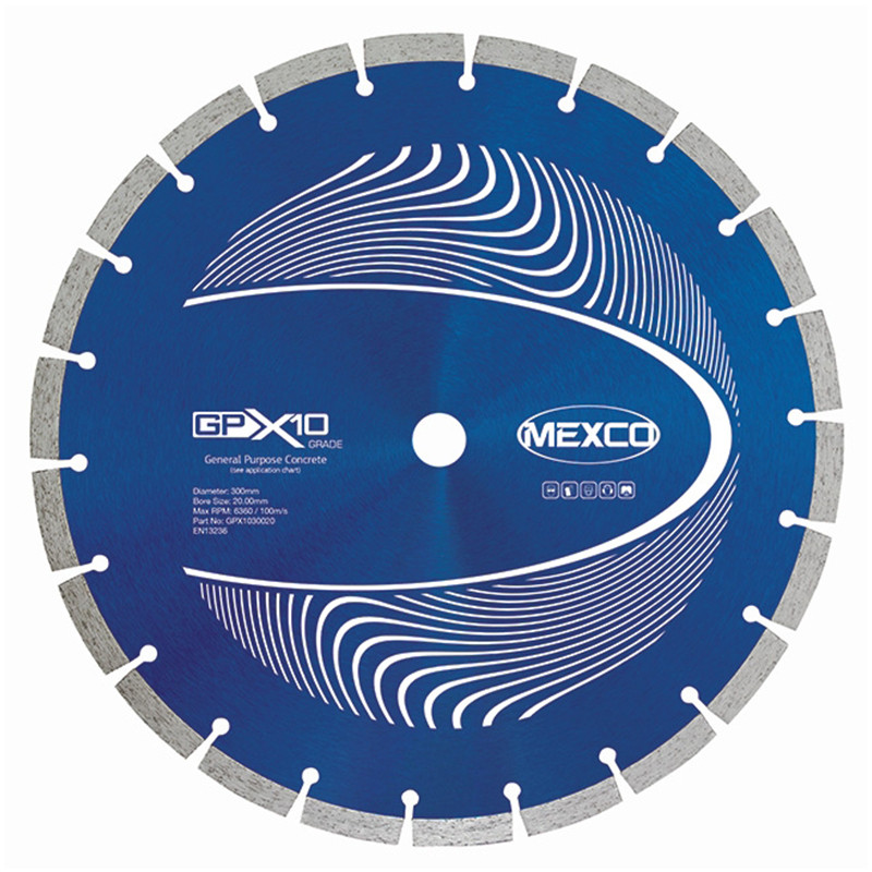 MEXCO 300mm Concrete X10 Grade