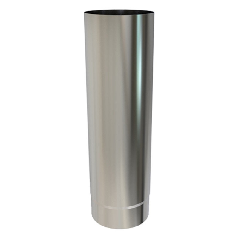 Plain Stainless/Steel Pipe 316 500mm x 125mm