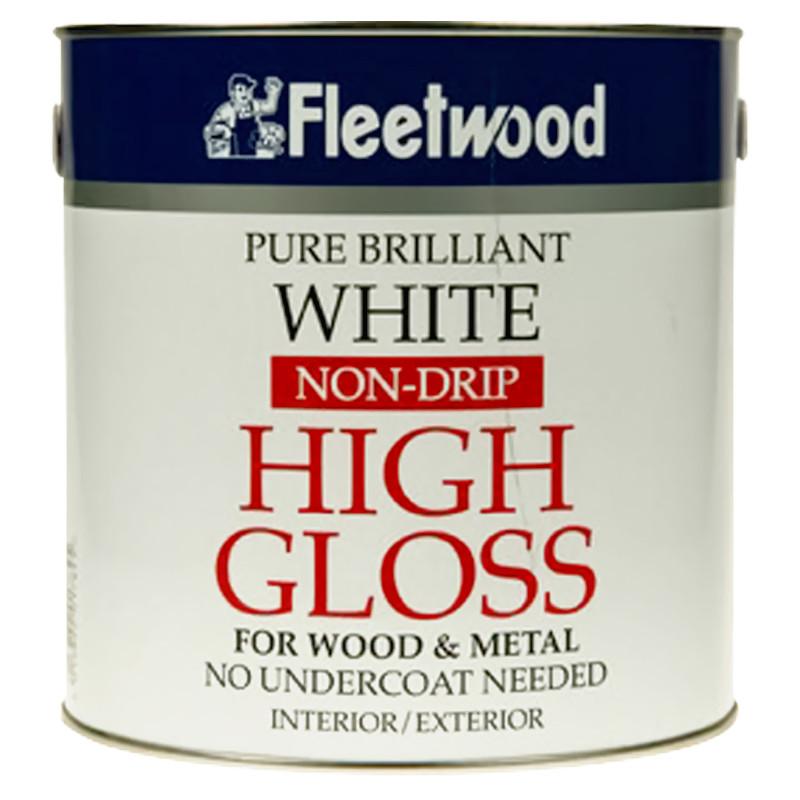 Non Drip Gloss 1L (33% Extra)