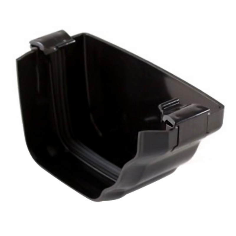Ogee Stopend Black - Universal