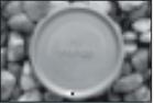 """PVC 40mm 1 1/4"""" Grey Waste Blank Cap"""