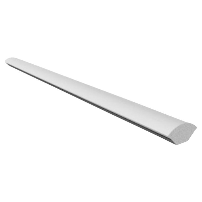 PVC Trim Clip On Quadrant 2.5m  QC-16