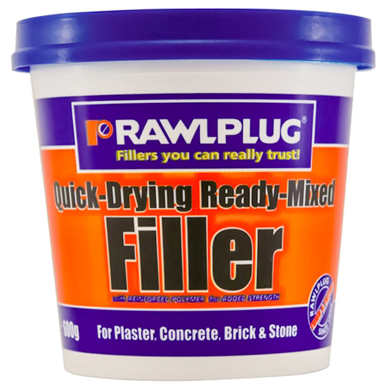 Quick Drying Ready Mixed Filler 600g