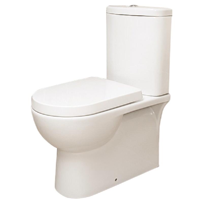 Odette Pan C/W Soft Close Seat
