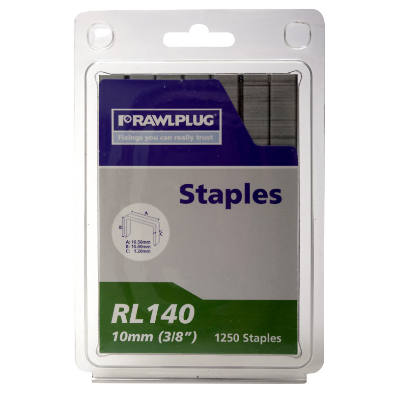RL140-10mm Staples