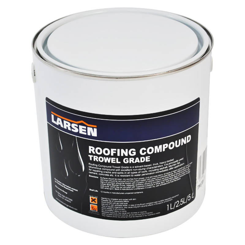 Roofing Compound 5L For Trowelling