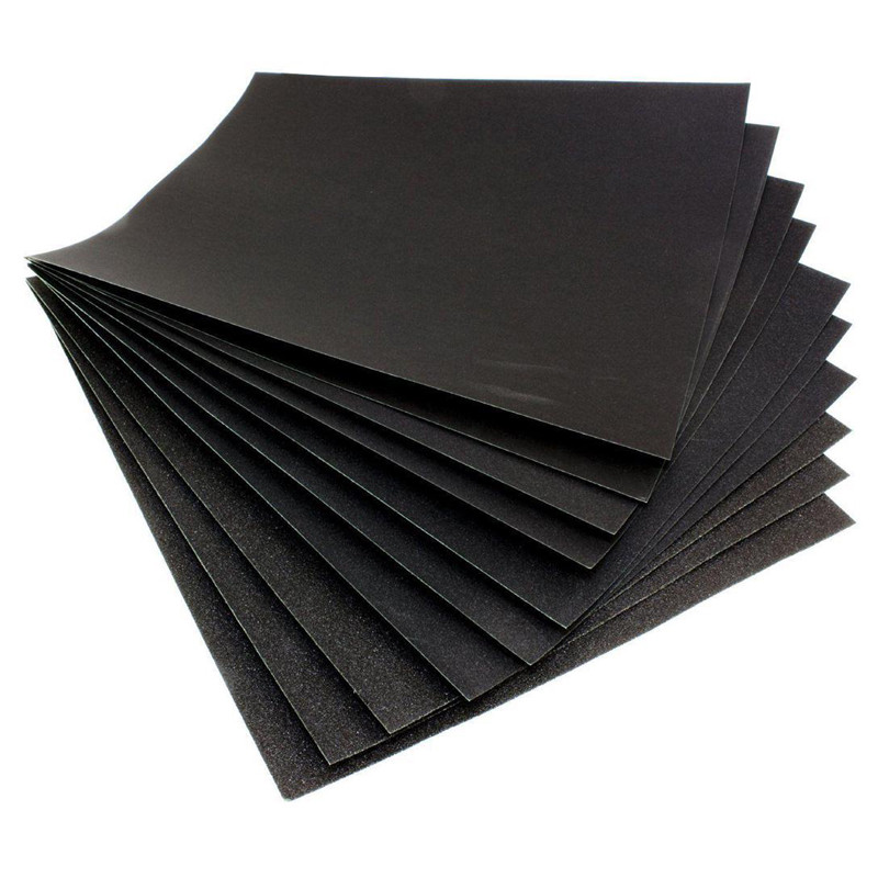 Sandpaper Sheets Wet & Dry Coarse (5 Pack)