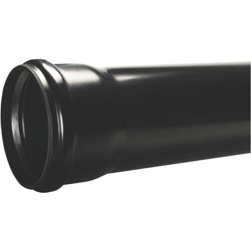 Soil Pipe 110mm 4m Grey