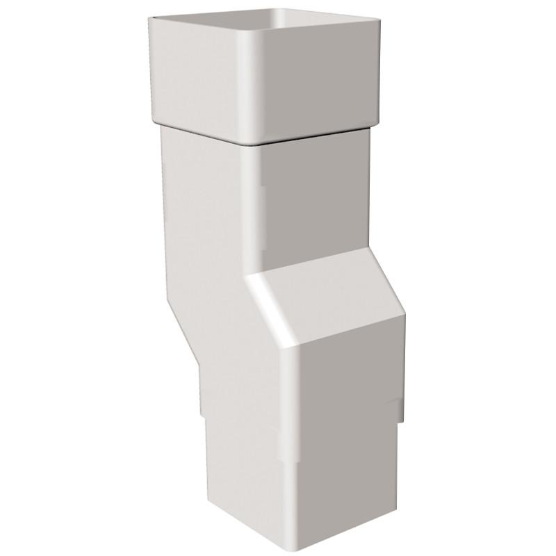 Square Mini Offset White