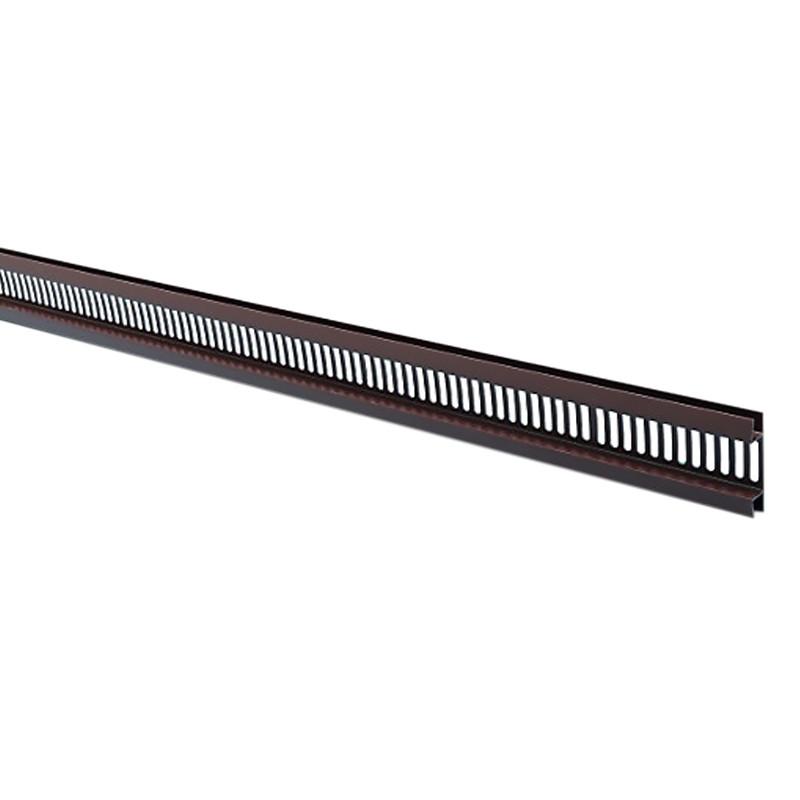 Strip Vent 5m Black