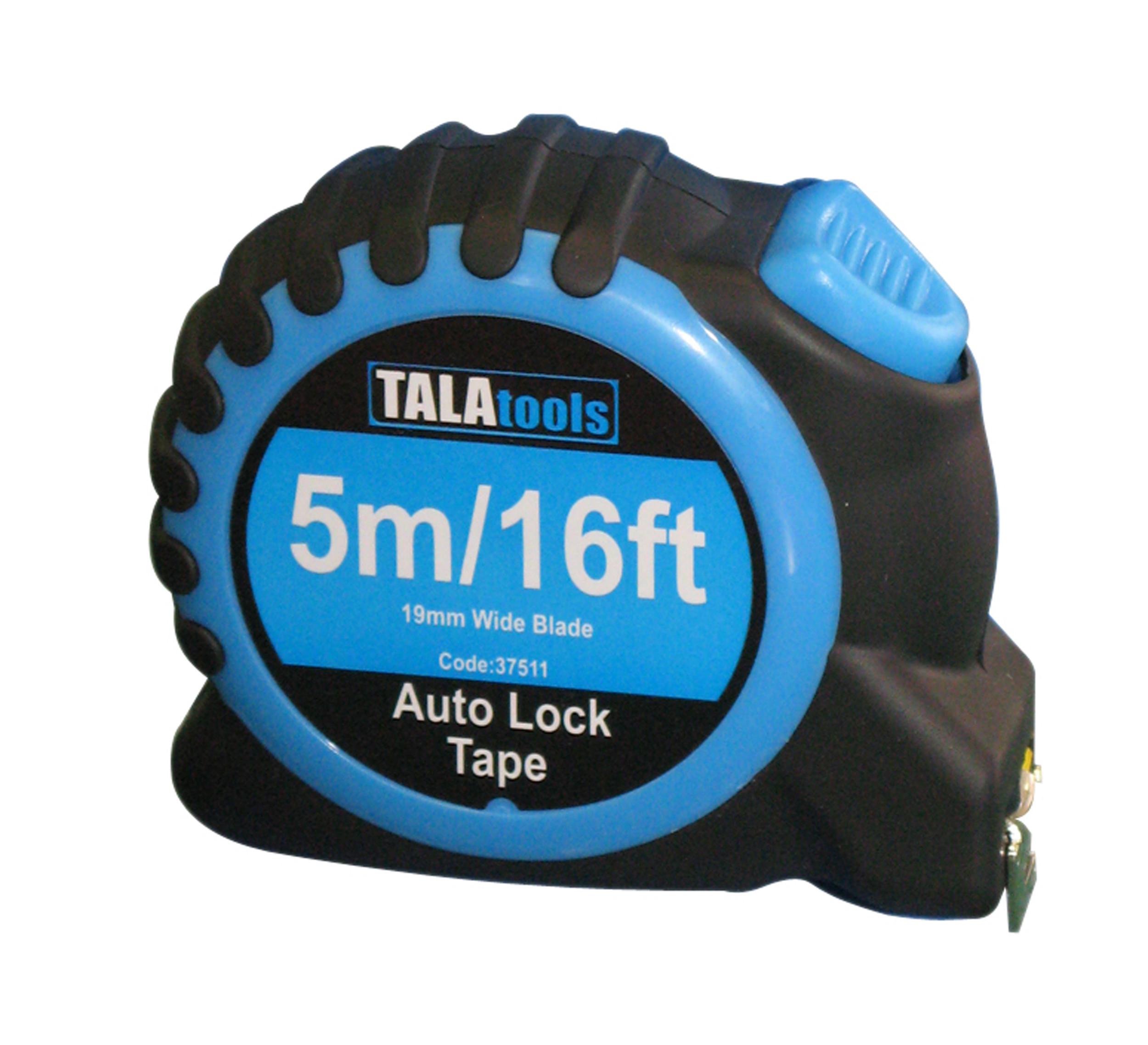 Auto Lock Tape  5m