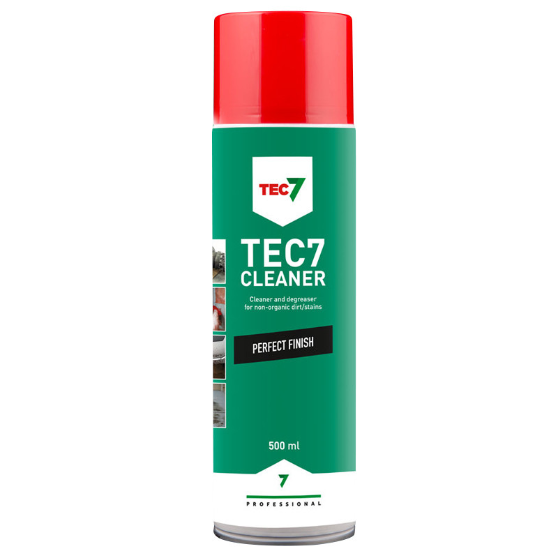 Tec7 Cleaner 500ml Universal Fast & Safe Degreaser