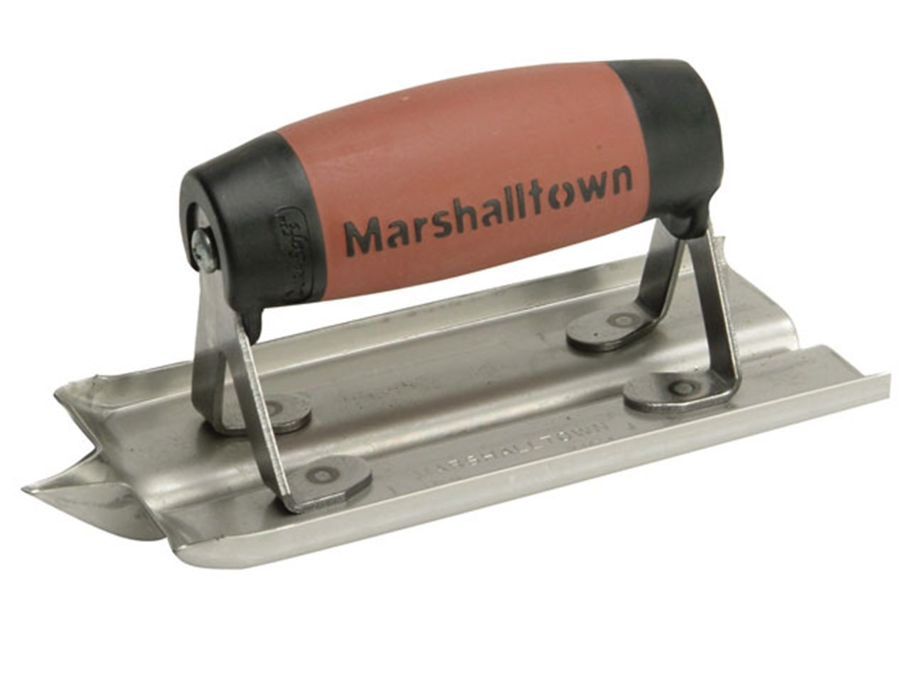 Marshallstown M180D S/S Cement Hand Groover 6x3In Durasoft