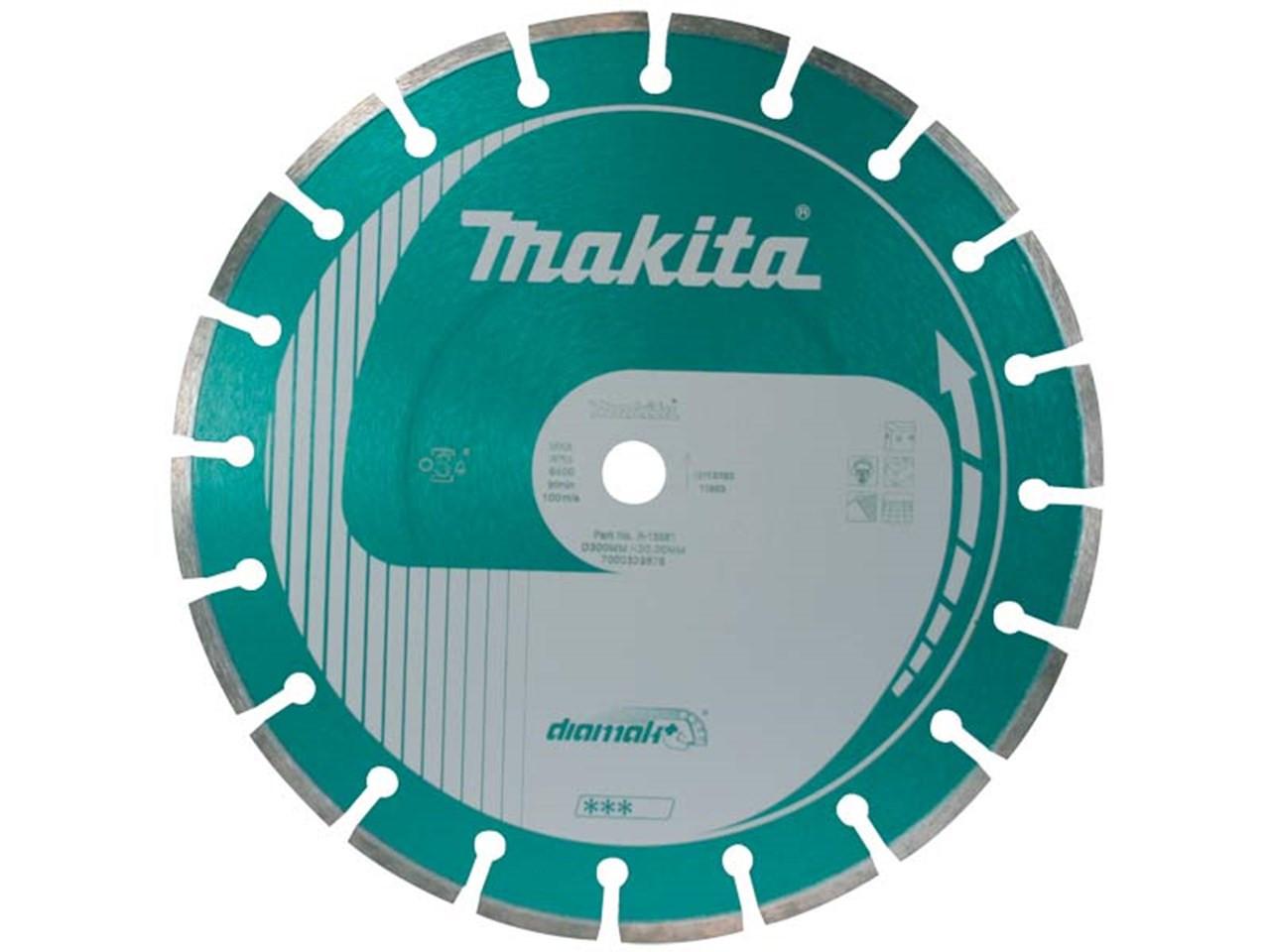 Makita B13661 300mm Diamak Diamond Blade