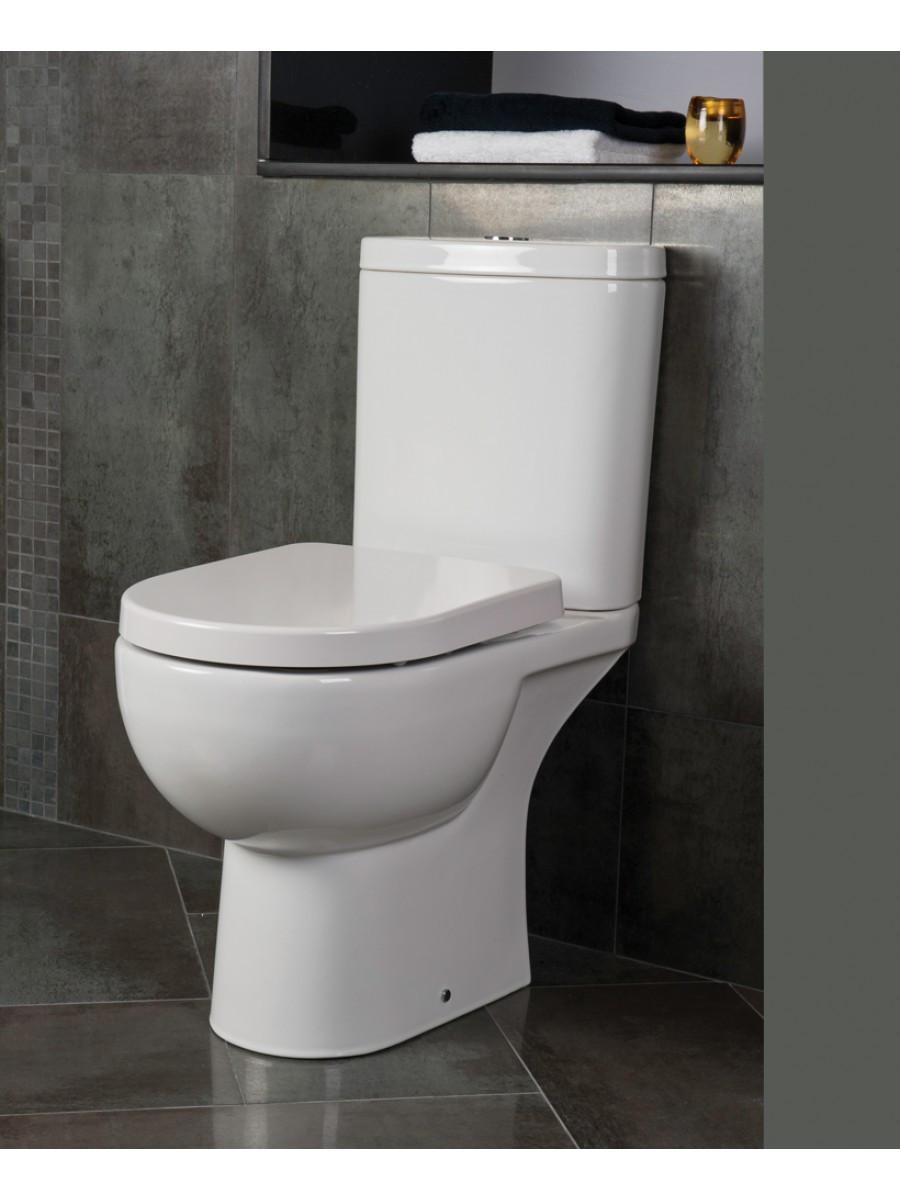 Standard Tonique WC Pan & Cistern C/W Soft Close Seat