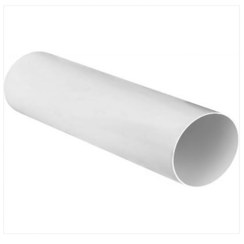 Vent Pipe Rigid 100mm x 350mm White