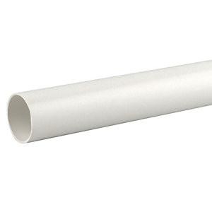 Waste Pipe 40mm x 4m White