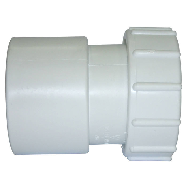 Waste Adaptor Female 40mm White
