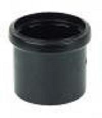 Ducting Coupler 100mm Black