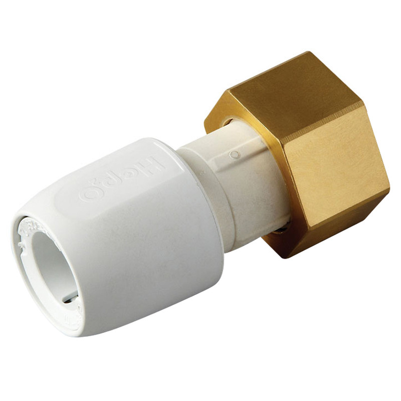 Straight Tap Connector 3/4iBSP x 22mm