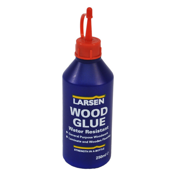 Wood Adhesive 250ml - Weatherproof