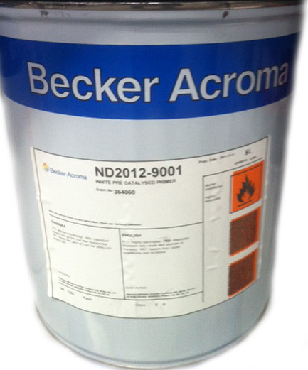 Becker Acroma P/C Primer White 5L