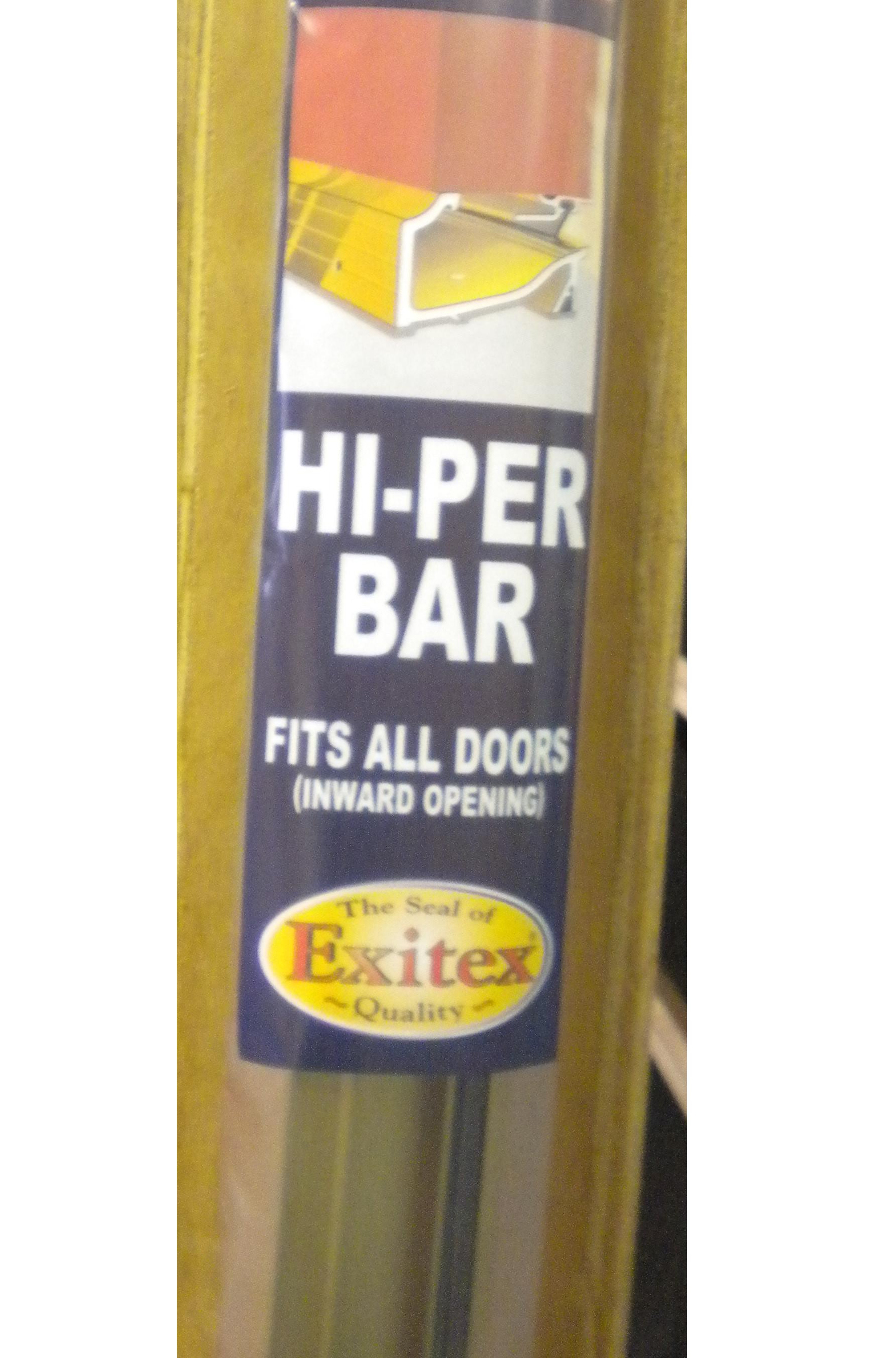 Hi-Per Bar 914mm Gold