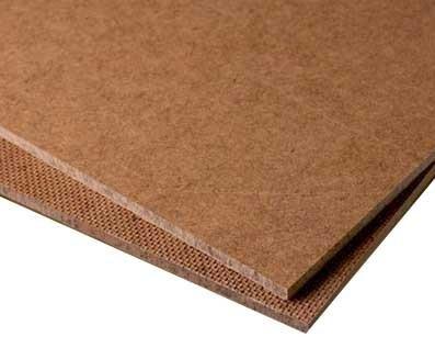 2440 x 1220 x 3.2mm Standard Hardboard
