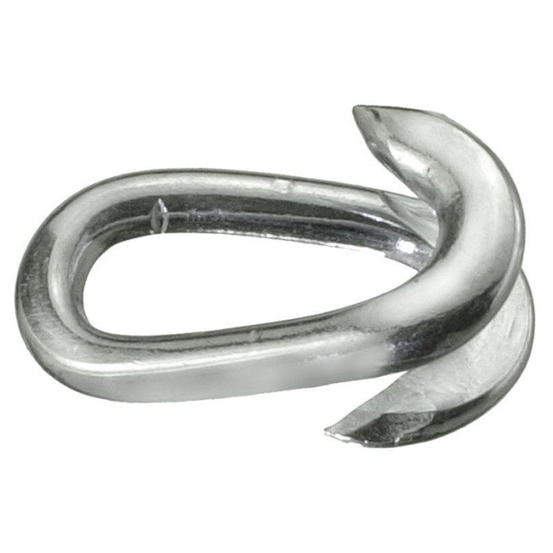 Replacement Chain Links (4) Galvanised 4mm ***