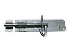 Padbolt 200mm Galvanised