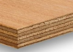 2440 x 1220 x 12mm Mesh Faced (Non Slip) Plywood