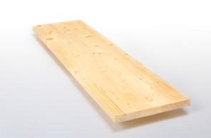 270mm x 28mm x 3.6m Pine Lamwood Stair Tread (PEFC)