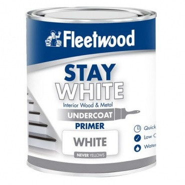 Stay Undercoat White (WB) 750ml
