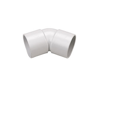 Waste Bend 45 Degree 32mm White