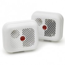 Basic Smoke Alarm Twin Pack