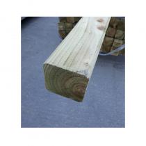 100 x 100mm x 2.4m Deck Post Treated (Green)