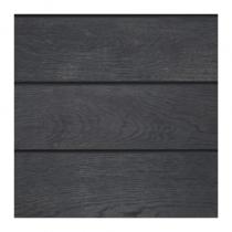 Cladding - Envello Shadow Line Burnt Cedar Sample