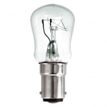 15w SES Clear Pygmy Lamps