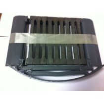 "16""Grant Round Front Grate"