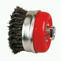 Knotted Wire Brush M14x100mm