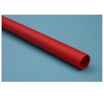 ESB PVC Ducting Pipe Red 50mm x 6M