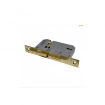 """Easi-T 2L Sashlock 3"""" Electro Brass"""