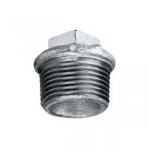 """Galvanised  Plug 1"""""""