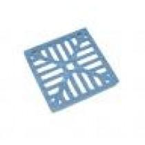 Gully Grid 150x150mm Aluminium