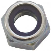 M16 Lock Nut DIN 985 BZP