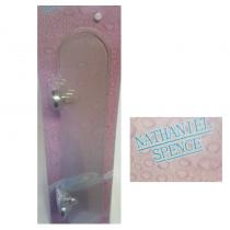 "Nathanial Spence Towel Shelf K9224C 24"""