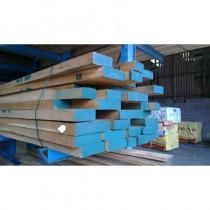 """2"""" White American Oak KD Random 4"""" & Wider (Quercus alba)"""
