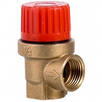 "Safety Valve 1/2 ""Side Outlet"